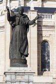 Statue of Pope — Foto de Stock