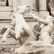 Stock Photo: Rome - Fontandi Trevi