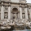 Rome - Fontana di Trevi — Stock Photo