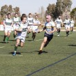 rugby junior players — Stock Photo #43026553