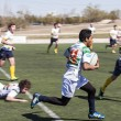 rugby junior players — Stock Photo #43026579
