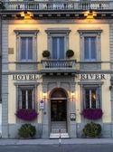 Facade of  Hotel River — Foto de Stock