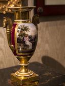 victorian style vase — Stock Photo