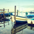 Old Fishing Boats — Stock Photo #21346415