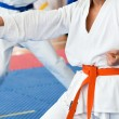 Stock Photo: Karate