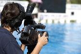 Trasmissioni tv — Foto Stock