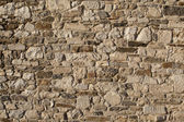Старая каменная стена — Стоковое фото
