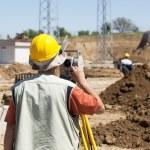 Construction site — Stock Photo #24388885