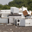 Appliances at the landfill - Photo