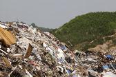 Botadero de basura — Foto de Stock
