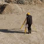 Land surveyor — Stock Photo #24790917