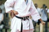 Karate — Stok fotoğraf