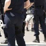 Riot police — Stock Photo #38785467