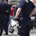 Riot police — Stock Photo #38785737