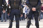 Police — Stock Photo