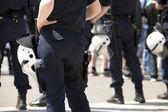 Riot police — Stock Photo