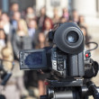 Video camera — Stock Photo #41470223