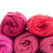 Colors of yarn thread  — Stock Photo