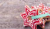 Gingerbread cookies — Stock Photo