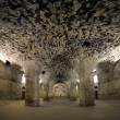 Stock Photo: Underground of DiocletiPalace, Split Town, Croatia