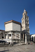 Saint domnius katedral, kuzey cephe — Stok fotoğraf