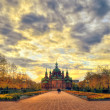 St. Alexander Nevsky Church — Stock Photo