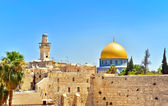 Dome of the Rock in Jerusalem, Israel — Stock Photo
