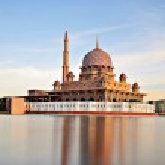 Putra Mosque Putrajaya Malaysia — Stock Photo #20927919