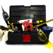 Tool box — Stock Photo #21271885