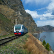 Stock Photo: Spring on Circum-Baikal Road