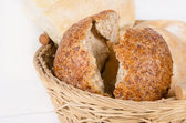 Bakery goods — Stockfoto