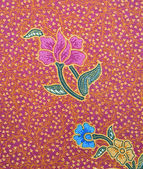 Closeup pattern texture of general traditional thai style native — Photo