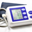 Blood pressure meter — Stock Photo