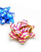 Bows with ribbons — Foto Stock