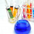 Test tubes — Stock Photo