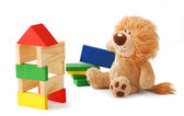 Brinquedos — Foto Stock