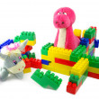 Children's toys — Foto Stock