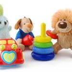 Toys — Stock Photo #21344281