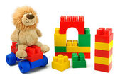 Children's toys — Stock Photo