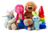 Zabawki — Zdjęcie stockowe