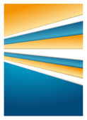 Files - abstract background — Stock Vector