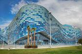"""Olympic Winter Palace """"Iceberg"""". — Stock Photo"""