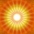 Stock Photo: Ray of hope - meditation and enlightenment, trust and confidence