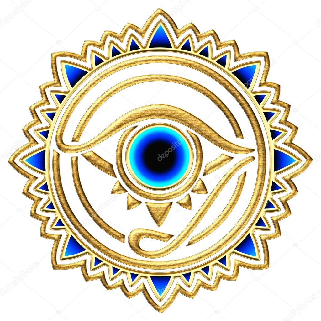 Всевидящее око амулет своими руками