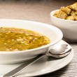 VEGETARIAN SOUPE — Stock Photo