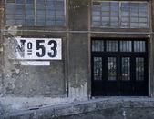 Gamla maritima lager — Stockfoto