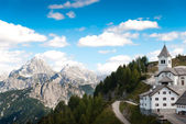 Sanctuaire du Mont Lussari — Photo