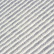 Diagonal waves (or ridges) in snow — Foto Stock