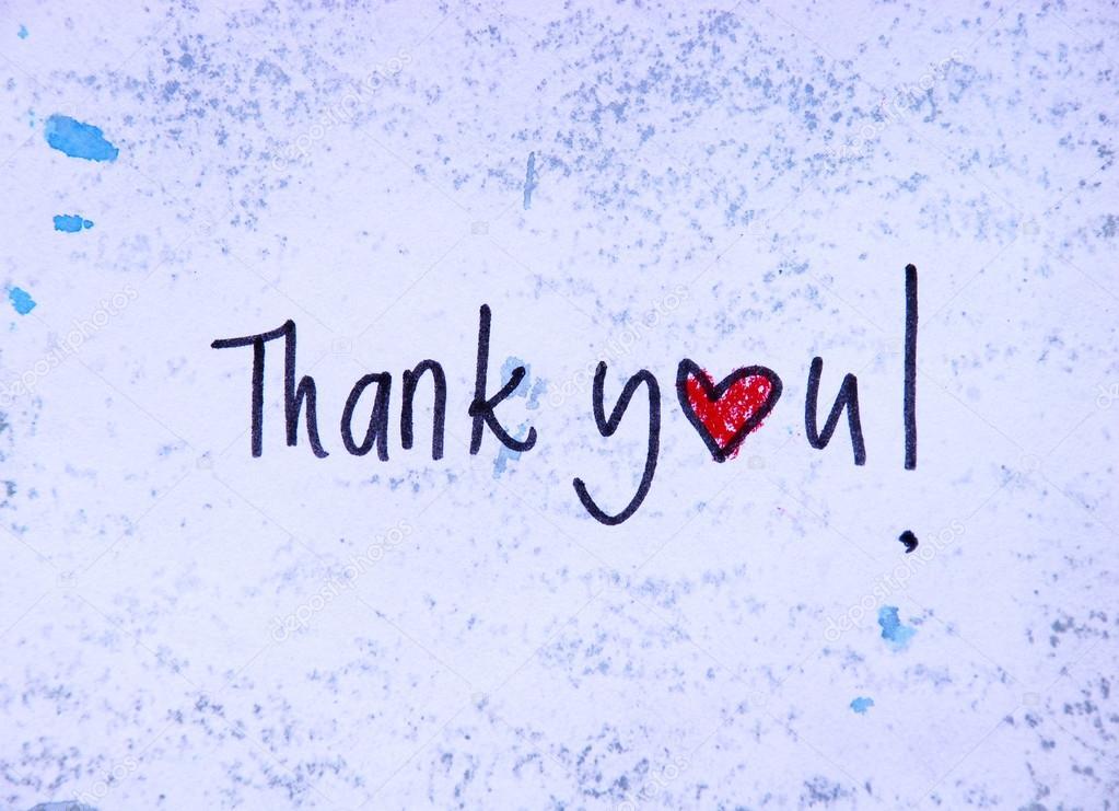 Thank you message — Stock Photo © kukumalu80 #34981639