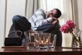 Relaxing moment — Stock Photo